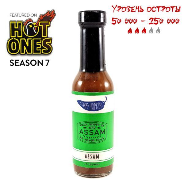 Гострий соус Clark + Hopkins Assam Hot Sauce