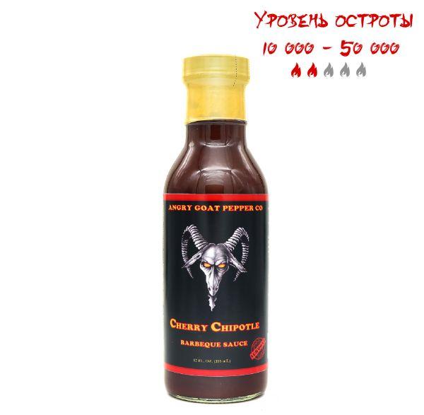 Гострий барбекю соус Angry Goat | Cherry Chipotle BBQ