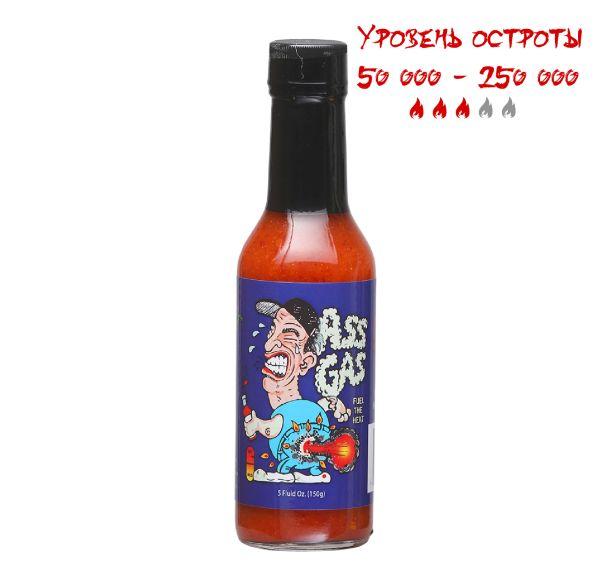 Гострий соус Ass Gas Hot Sauce