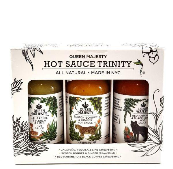Набір гострих соусов Trinity Gift Set